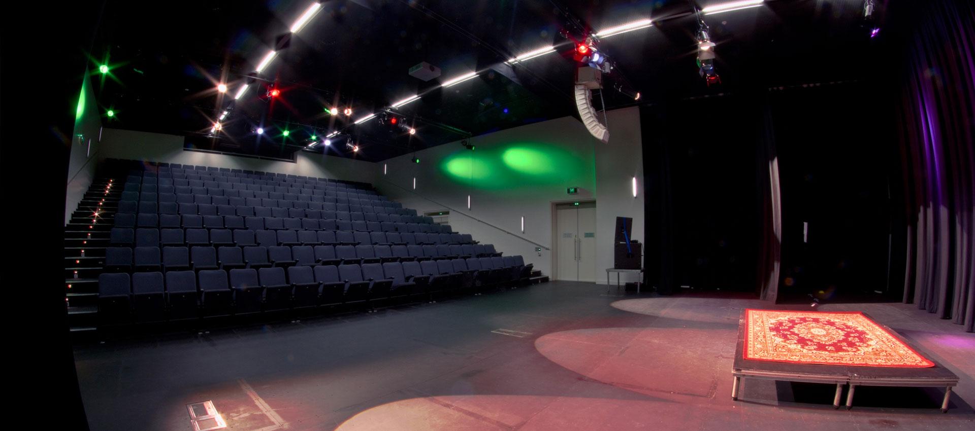 QMC Venue Hire Brisbane - Auditorium Seating
