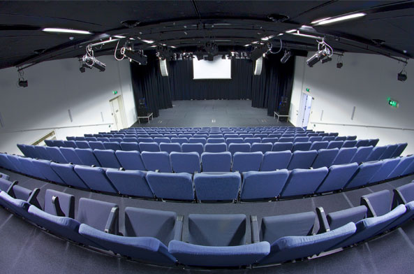 QMC Venue Hire Brisbane - Auditorium Seating