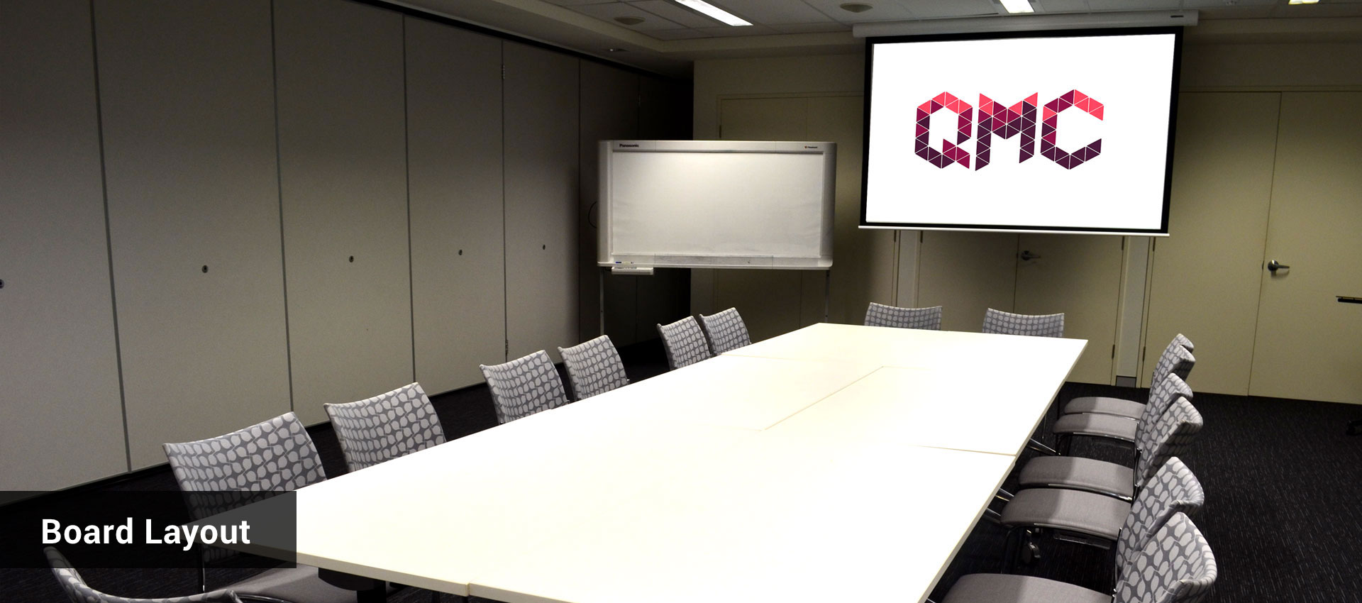 QMC Venue Hire Brisbane Multipurpose - Board