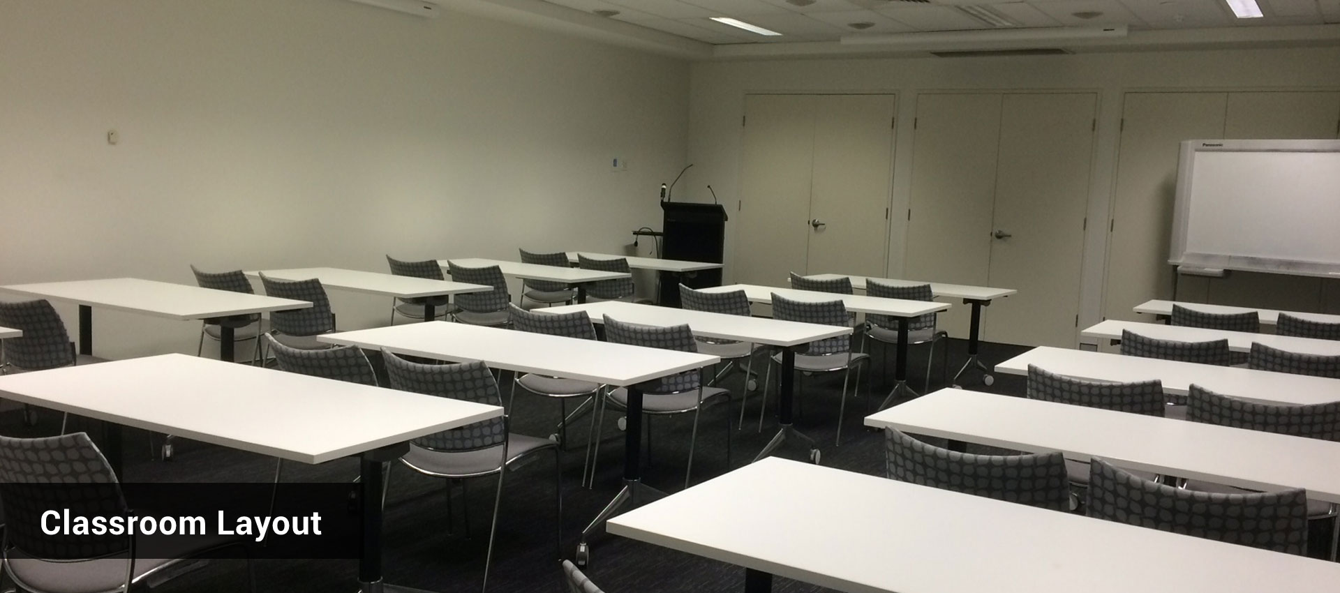 QMC Venue Hire Brisbane Multipurpose - Classroom