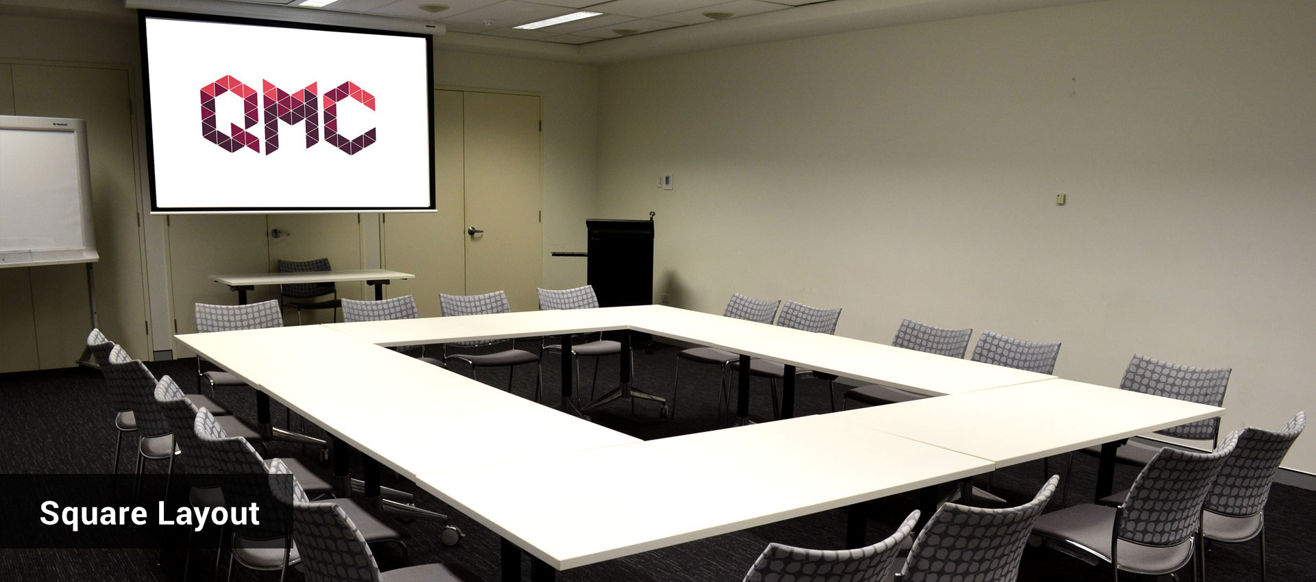 QMC Venue Hire Brisbane Multipurpose - Square