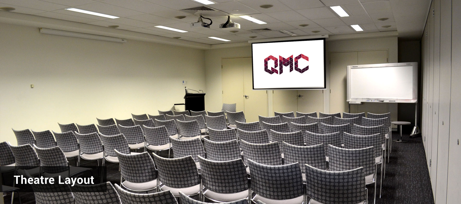 QMC Venue Hire Brisbane Multipurpose - Theatre