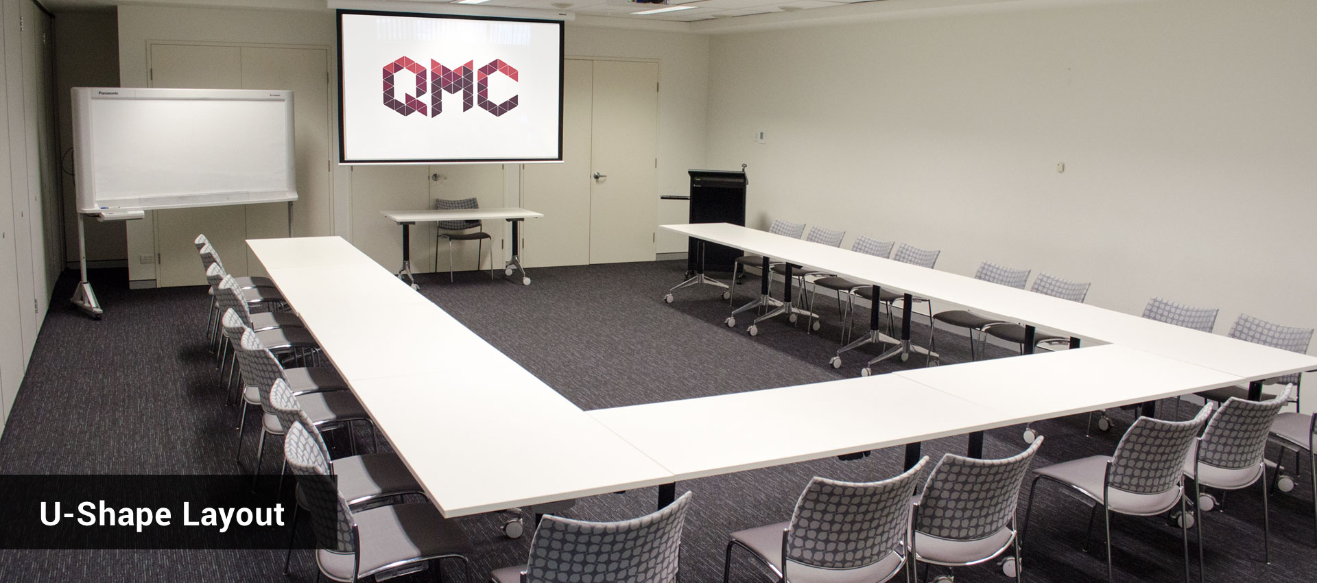 QMC Venue Hire Brisbane Multipurpose - Ushape