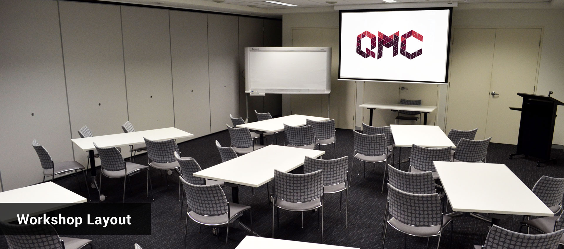 QMC Venue Hire Brisbane Multipurpose - Workshop