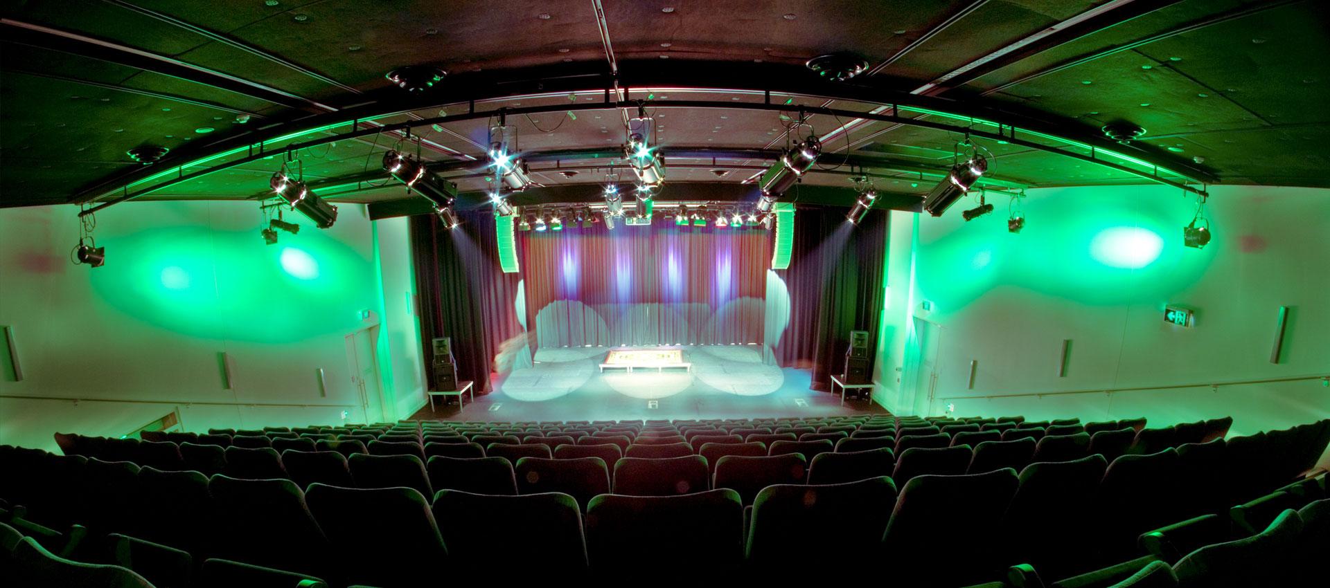 QMC Venue Hire Brisbane - Auditorium