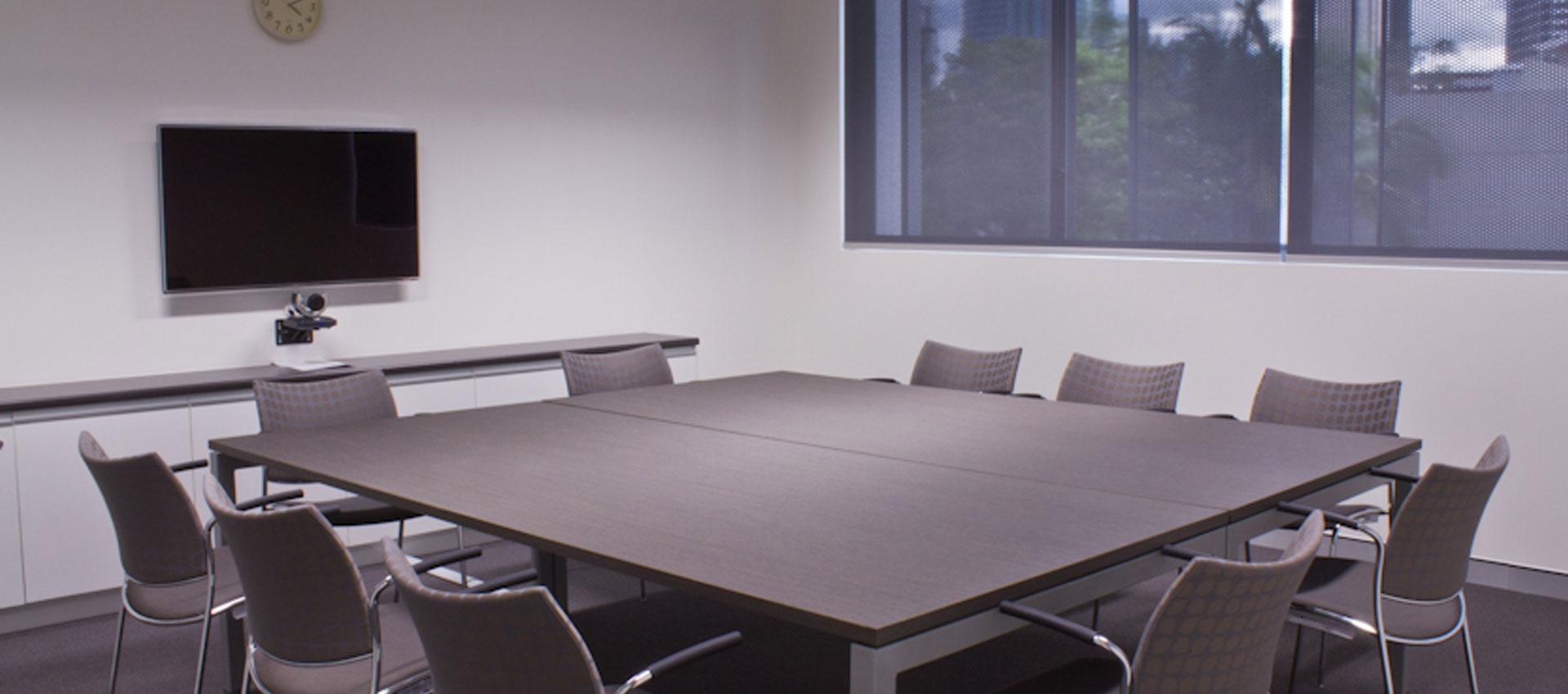 QMC Venue Hire Brisbane Multipurpose - Boardroom