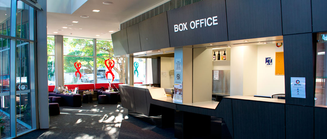 QMC Venue Hire Box Office