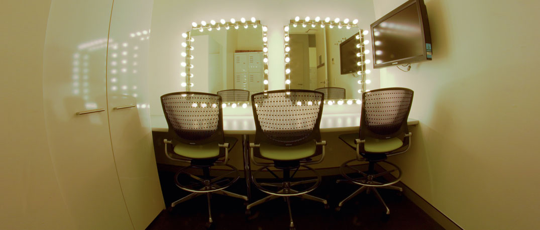 QMC Venue Hire Dressing Room